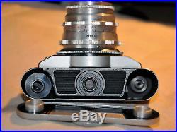 1 Altix Altissa Tempor Trioplan 12,9/50 mm V Meyer-Optik Görlitz