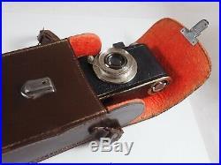 1931 LEICA I (Model C, Standard) + 5cm ELMAR, FOFER RF, RED BOX, DRGM CASE + LIT