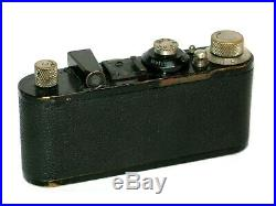 1934 Leica Model (A) Standard Camera 1934 # 123135 PERFECT WORKING