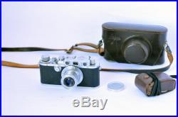 1935 Leica IIIa Camera Body #183666 with 5cm f3.5 Elmar Lens Excellent working