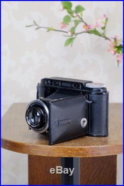 1939 6x9 Voigtlander Bessa Rangefinder CLA'd, Freshly Serviced