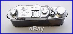 1946 Leitz Leica IIIC Rangefinder Film Camera Body