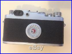 1957 Leica IIIg Camera Serial # 905511