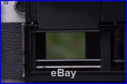 1962 Leica Leitz M2 35mm Rangefinder Film Camera Body, Chrome