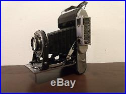 1x 1935 Welta Kamerawerke Germany Weltur (Chrome) 6x9