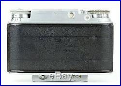 35mm Meßsucher Kamera VOIGTLÄNDER VITO III Objektiv ULTRON 12/50 Range Finder