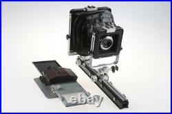 4x5 inch mit Zubehörpaket SNr 6157653