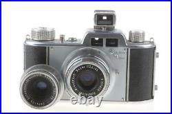 AKA Akarette II mit Xenar 45mmf/2,8 und Xenagon 35mm f/3,5 SNr 65161