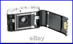 Agfa Super Isolette RF 6X6 medium format film camera With Casse EX++