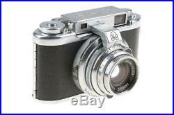 Akarex II mit Xenon 50mm f/2,0 SNr 70529