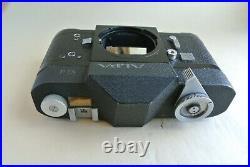 Alpa 10d black camera body, Nr 54452 with original matching box Rare