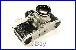 Alpa Alnea Mod. 5 Film Camera with 50mm Kern-Switar f1.8 Lens