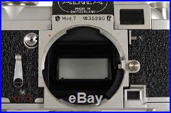 Alpa Alnea Model 7 with50mm 1.8 -Vintage 1950s Swiss SLR camera -Mint