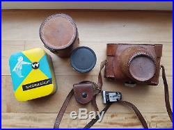 Altix IV Analogkamera mit Primagon, Telefogar, und Trioplan Objektiven