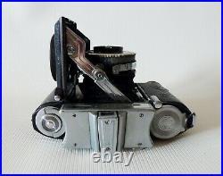 BALDA Super Baldina Vintage RF Folding Camera 35mm Compur-Rapid+ Xenar 2.9/50
