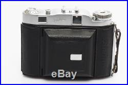 Balda Super Baldax w. Radionar 2.9/80mm 6x6 Rangefinder