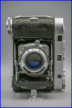 Balda Super Baldinette Rodenstock 2.0 / 50mm Heligon Fully Working