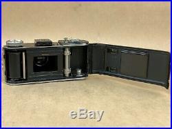 Beier Beira 1930s 35mm Folding viewfinder viewfinder camera with5cm Radionar Lens