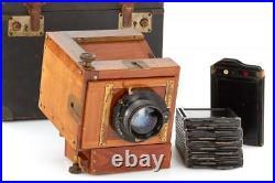 Bermpohl Tri Color Camera // 31246,9