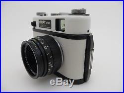 Berning Robot Star Classic WHITE Lens Schneider Xenar M26 13283393 38 F2,8 jb110