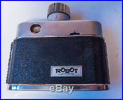 Berning Robot Star Vollautomat II aus Deutschland Square Format, Spy Camera