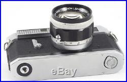 CANON 7 F/1.4 50mm RANGEFINDER KAMERA Sucherkamera TOP ZUSTAND
