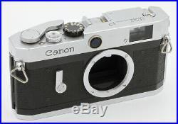 CANON P Canon Inc Tokyo Japon vers 1958-61 Porte le N°765336