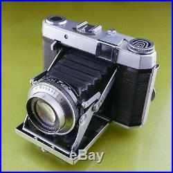 CERTO SIX RF rangefinder, medium format 6x6 Zeiss Tessar 2.8 / 80 #5134758