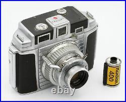 CHEVRON Kodak Rochester NY USA Vers 1953 Vues de 6 x 6 cm sur rollfilm 620