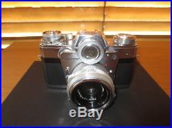 CONTAREX Camera, ZEISS IKON