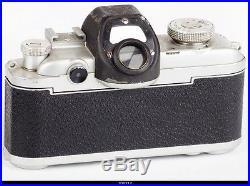 Camera Alpa Reflex Mod 6 Lens Kern Switar 1.8/50mm AR