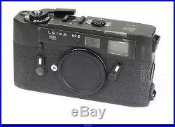 Camera Body Leica M5 Black