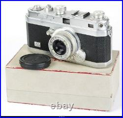 Camera France RF Foca With Lens Oplar 3,5/5cm Parts