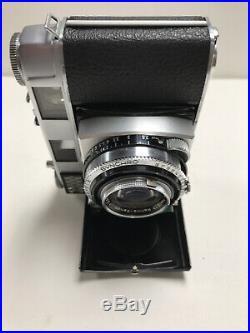 Camera Kodak Retina III C Lens Schneider Xenon f2 / 50mm Red C IIIC