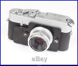 Camera Leica MDA Post 24 x 27 With Lens Summaron 2.8/35mm Parts