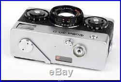 Camera Rollei 35 S Lens Sonnar 2.8/40mm Rollei HFT