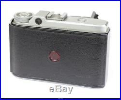 Camera Voigtlander Perkeo I 6x6 With Lens Voigtlander Vaskar 4.5/75mm