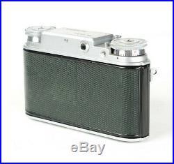 Camera Voigtlander Vito III With Lens Voigtlander Ultron 1.9/50mm Prototype
