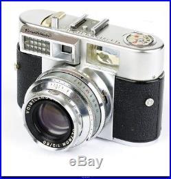 Camera Voigtlander Vitomatic IIa With Lens Ultron 2/50mm