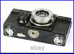 Camera Zeiss Ikon Black Contax I AV10590