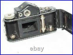 Cameras Beier Beira II RF 35mm camera with Prism Okula Steinheil Cassar 2,9/5