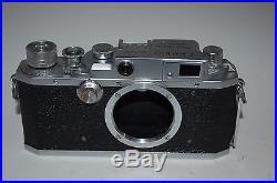 Canon-4sb Vintage Japanese Rangefinder Camera. Serviced. No. 137253. UK Sale