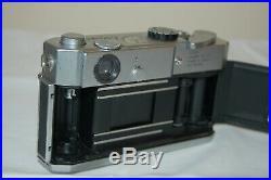 Canon-7 Vintage 1965 Japanese Rangefinder Camera & Canon Lens. 934657. UK Sale