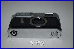 Canon-7 Vintage 1965 Japanese Rangefinder Camera. Serviced. No. 838993. UK Sale