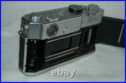 Canon-7 Vintage 1965 Japanese Rangefinder Camera. Serviced. No. 919207. UK Sale