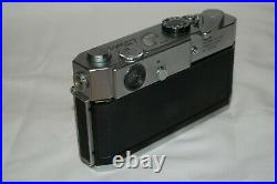 Canon-7 Vintage 1965 Japanese Rangefinder Camera. Serviced. No. 940792. UK Sale