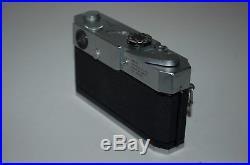 Canon-7 Vintage Japanese Rangefinder Camera. Serviced. 897492. UK Sale