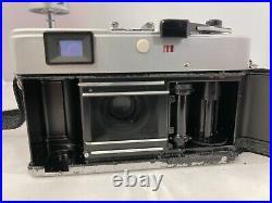 Canon Canonet 28 35MM Camera