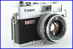 Canon Canonet QL17 GIII G3 Rangefinder Film Camera From Japan Exc++