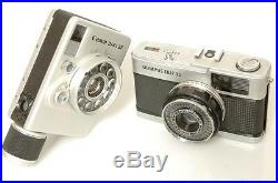 Canon Dial 35 And Olympus Trip 35 Cameras In Fairly Nice Condition. Free Ww Ship